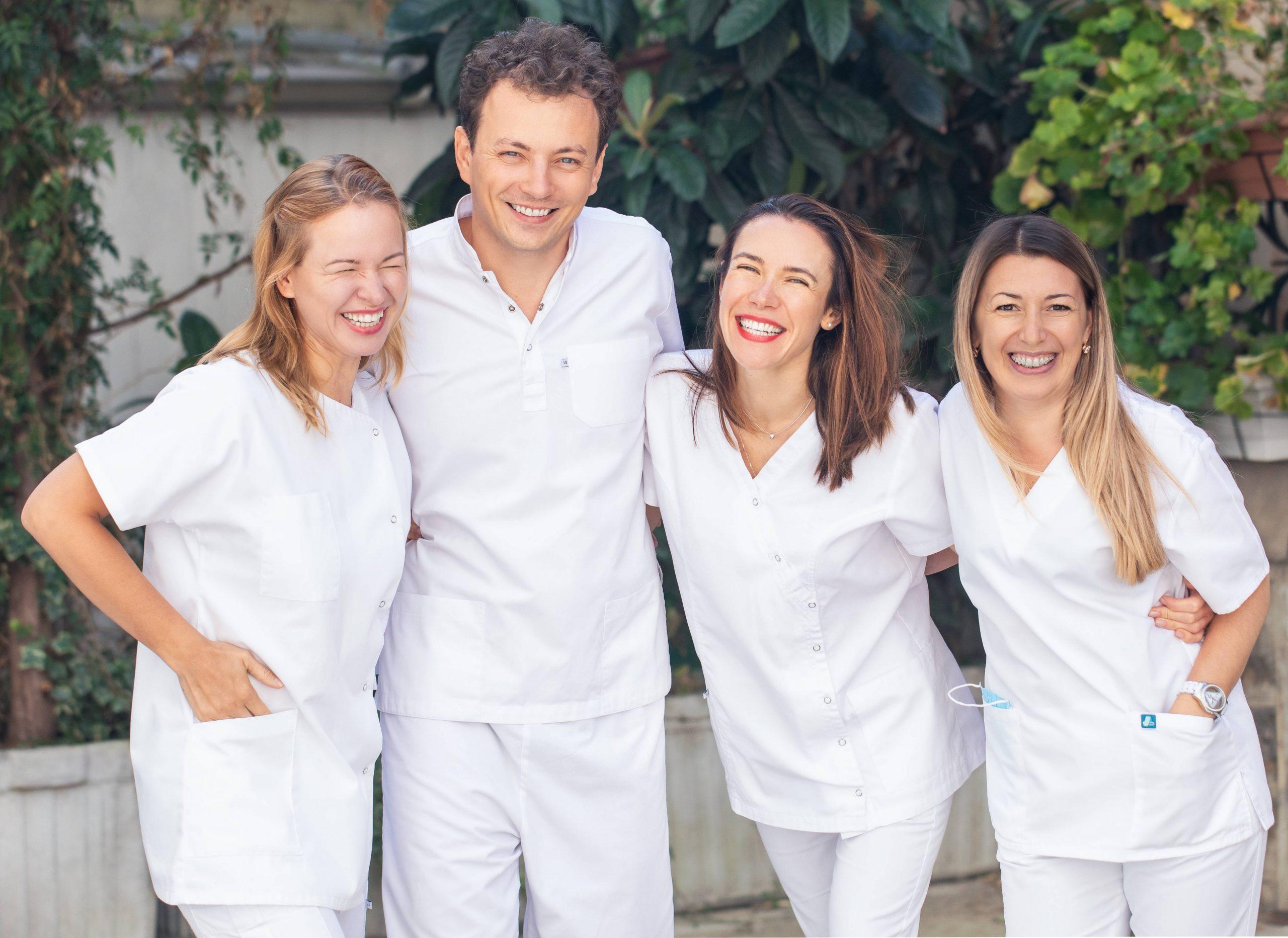 Clinic team